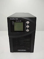Источник бесперебойного питания Challenger HomePro 1000-S. Укомплектован аккумуляторами.