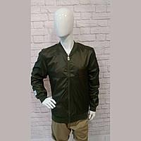 Ветровка темно-зеленая Galagowear