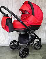 Универсальная коляска 2 в 1 MACAN Red