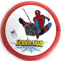 Летающий Футбольный Музыкальный Мяч Hover Ball. Spider Man