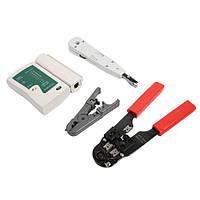 Инструмент для обжима и кабельные тестеры