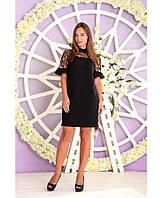 Платье Доратти Черный, фото 1