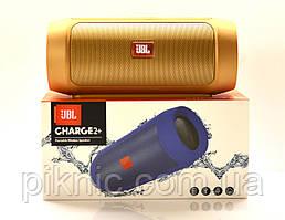 Беспроводная колонка JBL Charge 2+. Портативная Bluetooth колонка