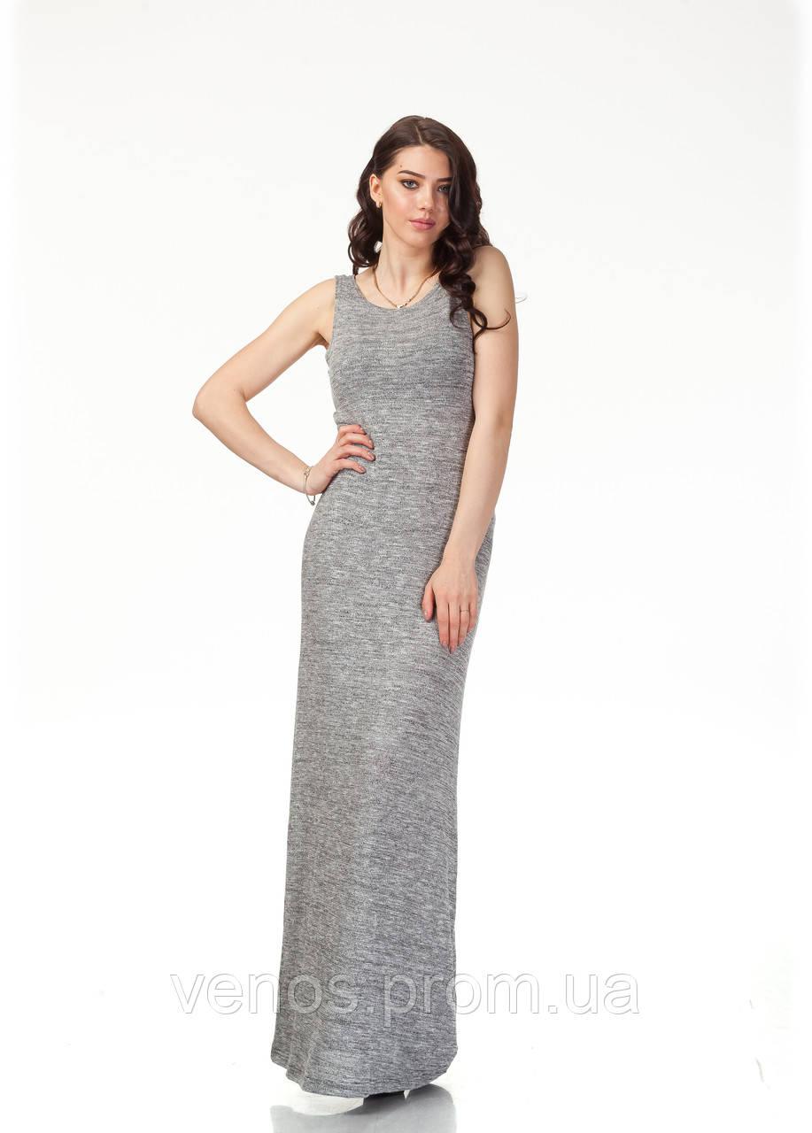 Женское летнее платье в пол. П115