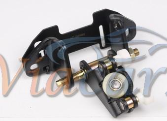 Ролик двери (боковой/средний) MB Sprinter/VW Crafter 06-, код 7651, AUTOTECHTEILE