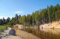 Песок речной с доставкой нашими самосвалами 30 т.