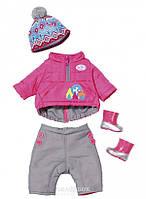 Набор зимней одежды для куклы Baby Annabell Zapf Стильная зима
