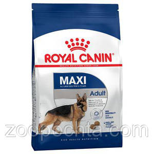 Сухий корм Royal Canin Maxi Adult для собак, 15КГ