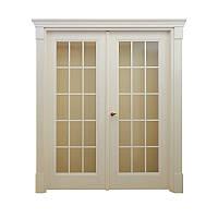 Межкомнатные двустворчатые симметричные двери AVANTI SANREMO D007