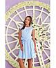 Платье Бетти Голубой