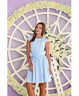 Платье Бетти Голубой, фото 1
