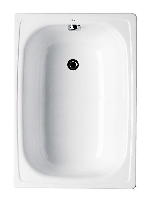 ROCA CONTESA ванна 120*70см, с ножками