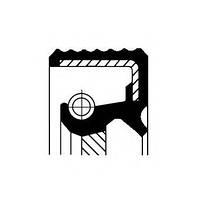 Сальник колонки рулевой MB 709 (40x52x7), код 01020536B, CORTECO