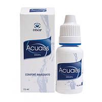 Увлажняющие капли для глаз Acuaiss Drops (15 мл.)