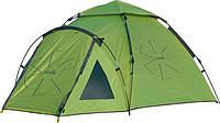 Палатка полуавтомат 4-х местная Norfin HAKE 4      FG/NF