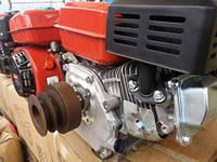 Двигатель бензиновый DDE 170FB 7.5 л.с  19-20 шпонка с центробежным сцеплением, фото 1