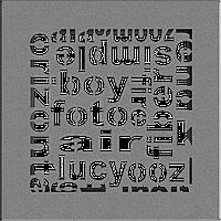 Решетка ABC гранит 17*17, фото 1