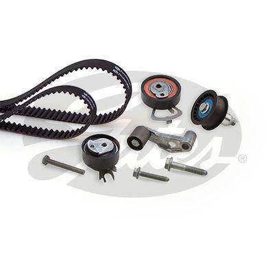 Комплект ГРМ GATES K015565XS (Водяной насос + комплект зубчатого ремня) на Seat(Сеат), Volkswagen(фольксваген), фото 2