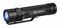 Фонарь Olight S2R Baton черный