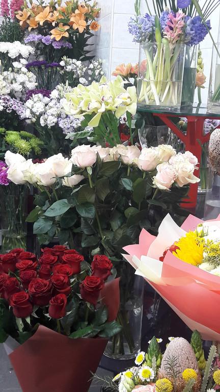 Наша забота о качестве цветов 6
