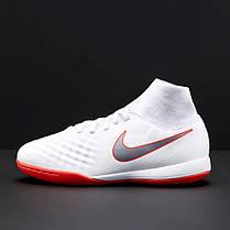 Детские Футзалки Nike Magista Obra 2 Academy DF IC AH7315-107 (Оригинал), фото 3