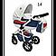 Детская универсальная коляска 2в1 Anmar Maseratti, фото 3