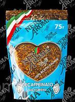 Растворимый кофе Nero Aroma Exotica без Кофеина, 75 гр.