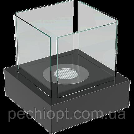 Биокамин TANGO 3 черный, фото 2