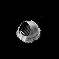 Воздухозаборник круглый 125