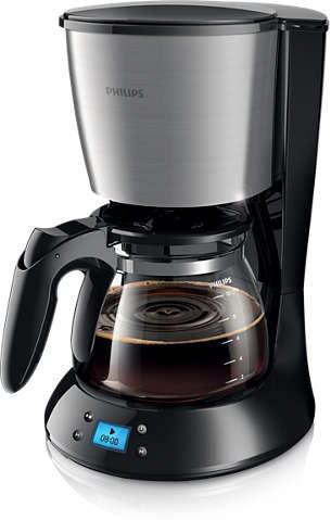Кофеварка Philips HD7459/20 (Домашняя кофеварка)