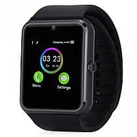 Умные часы Smart Watch GT08. Чисто черные