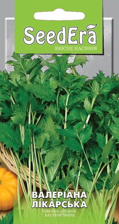 Семена валерианы лекарственной 0,1 г, Seedera