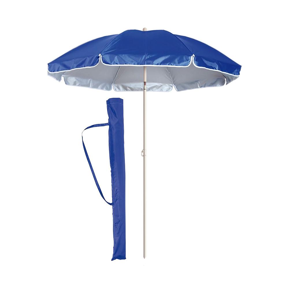 Пляжный зонт с наклоном 2.0 Umbrella Anti-UV синий