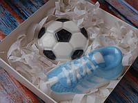 Натуральное мыло в наборе Футбол