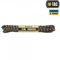 M-TAC ПАРАКОРД 550 TYPE III BLACK/COYOTE 15М, фото 1