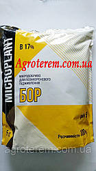 Микроудобрение Микроплант Бор 5 кг / Microplant