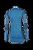 Термокофта женская Haster Alpaca Wool L/XL Синяя, фото 2