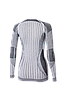 Комплект женского термобелья Haster Alpaca Wool L/XL Серый, фото 3