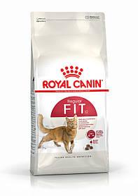 Royal Canin Fit 32 корм для взрослых кошек, 10 кг