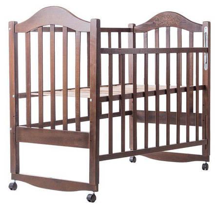 Кровать BabyRoom Дина D103 береза венге, фото 2