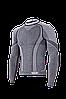 Комплект мужского термобелья Haster Merino Wool S/M Темно-серый, фото 2