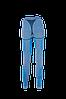 Комплект женского термобелья Haster Alpaca Wool M/L Синий, фото 5