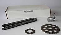 Комплект цепи ГРМ FIAT DOBLO 1.3JTD/1.3D Multijet с 2001 года EUROREPAR 6606024