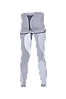 Комплект мужского термобелья Haster Alpaca Wool XXL Серый, фото 5