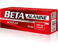 Бета-аланин ActivLab - Beta Alanine 4000 мг (60 капс)