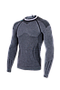 Комплект мужского термобелья Haster Alpaca Wool S/M Черный, фото 2