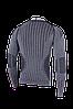 Комплект мужского термобелья Haster Alpaca Wool S/M Черный, фото 3