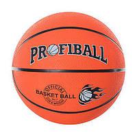 Мяч баскетбольный PROFIBALL VA-0001 , размер 7, 510 г
