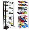 Стійка для взуття «Amazing Shoe Rack» на 30 пар