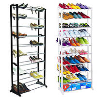 Стойка для обуви «Amazing Shoe Rack» на 30 пар